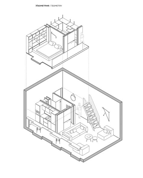 loft layout haruki s apartment super small and stylish designs home
