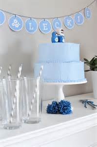 black eiffel baby blue shower