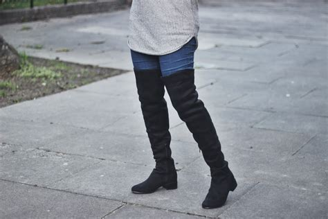 of style thigh high boots