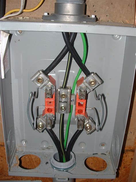 electric meter base wiring 26 wiring diagram images