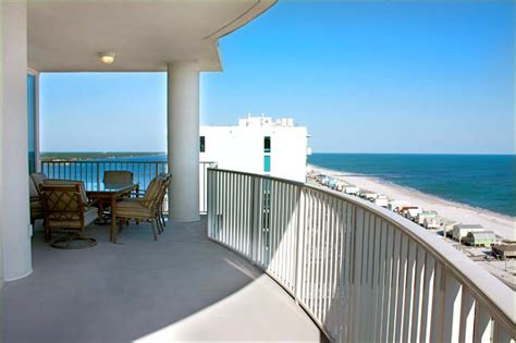 gulf shores luxury rental lagoon tower 4 bedroom