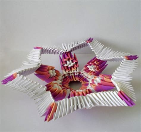 3d origami by designermetin on deviantart