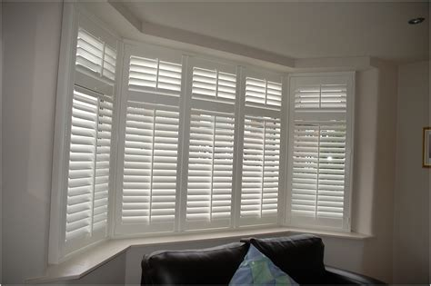 window blinds and curtains ideas ideas for bay window blinds home intuitive