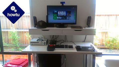 Building A Gaming Desk How To Build A Healthier Pc Gaming Table For 300 Kotaku Australia