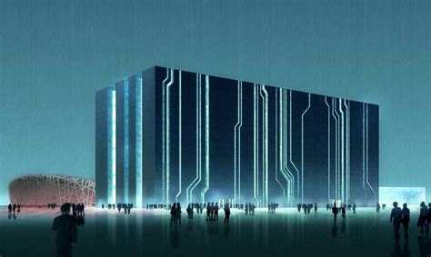 Architect Firms by Digital Beijing Building China Images E Architect