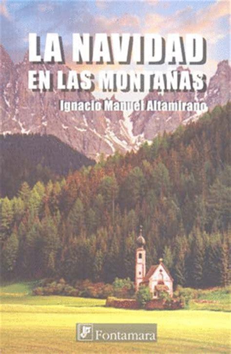 libro las navidades libro navidad en las monta 241 as descargar gratis pdf