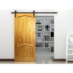 Steel Closet Doors Sliding Barn Door Hardware Steel Rustic Interior Closet Doors Wood Black Antique Ebay