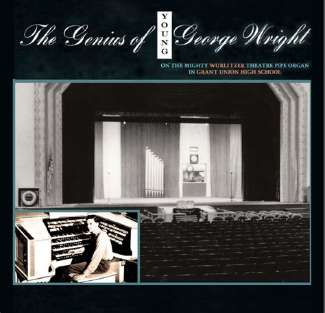the genius of george wright books the genius of george wright cd