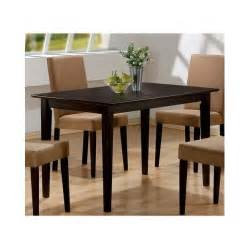 Dining Tables For Small Rooms Small Dining Room Table Furniture Dinner Kitchen Dinette Solid Wood Rectangular Ebay