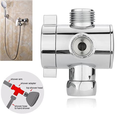 3 Way Shower by 3 Way Shower Diverter Valve 1 2 Bsp T Adapter Connector