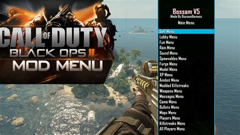 mod game ps3 no jailbreak jtag black ops 2 usb mod menu xbox ps3 pc