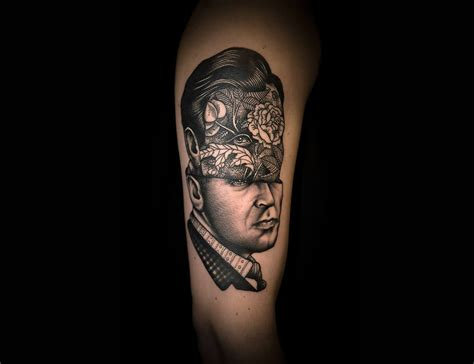unusual portraits by master tattooer pietro sedda scene360