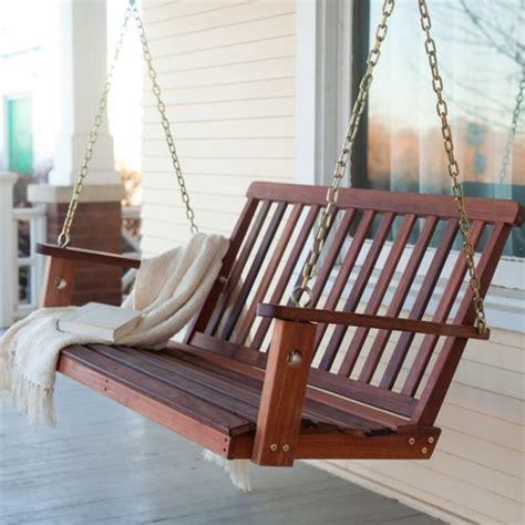 veranda swing swing swung low 10 perfect porch swings