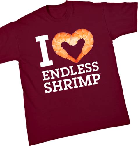 Free T Shirt Giveaway - free red lobster t shirt giveaway 300 winners mojosavings com