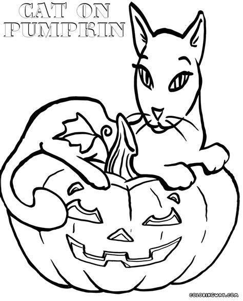coloring sheet halloween cat halloween cat coloring pages coloring pages to download
