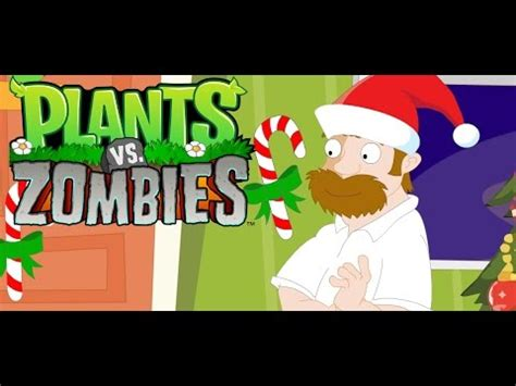 imagenes de plantas vs zombies navidad la aventura de plantas vs zombies 15 youtube