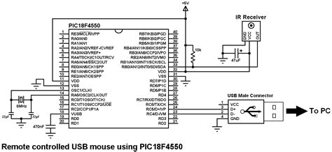 usb wiring diagram for a mouse wiring diagram 2018