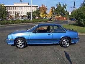 3 1987 chevy cavalier z24 this was my college car