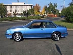 1987 chevy cavalier z24