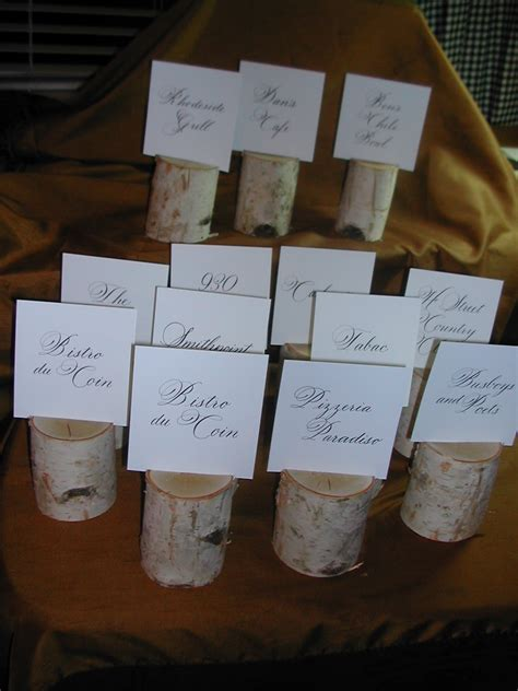 theme dinner names brides of north texas blog features birch themed rehearsal