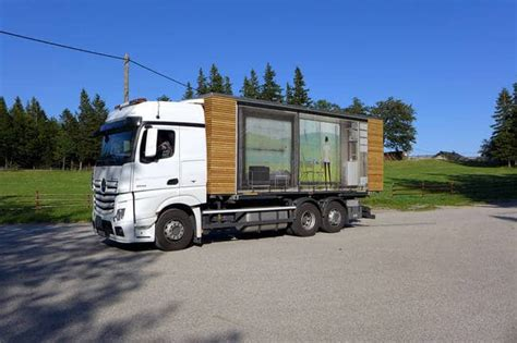 tiny house truck moving house has never been easier with one of these awesome tiny storage container houses