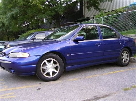 1995 Ford Contour by Knighter6 1995 Ford Contour Specs Photos Modification
