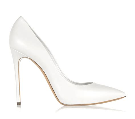 White Wedding Shoes by 9 Designer White Wedding Shoes 250