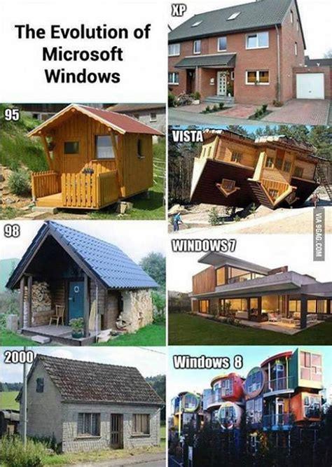 funny  evolution  microsoft windows  central point