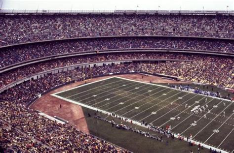 The new york jets at shea stadium in 1976 photo by olen collection