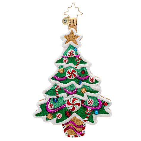 sweet tooth tree ornament by christopher radko special order