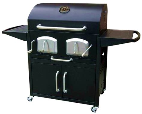Backyard Grill Large Adjustable Cast Iron Grate New Large Charcoal Grill 782 Sq Inch Big Porcelain Cast