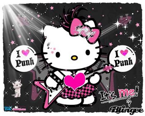imagenes hello kitty movibles hello kitty punk fotograf 237 asfeliz dia del amor y la amist