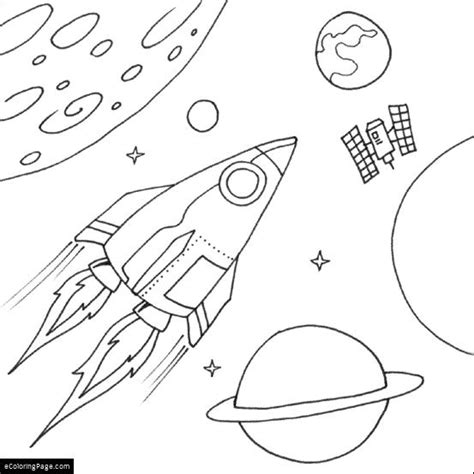 coloring pages for planets planets coloring pages ecoloringpage printable