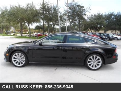2012 Audi A7 Supercharged by Buy Used 2012 Audi A7 Prestige Quattro Supercharged 3l V6