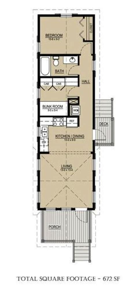 House Plans For Long Narrow Lots | 25 best ideas about narrow house plans on pinterest