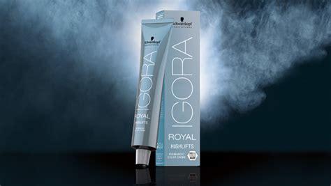 how to process igora royal essential brands igora royal highlifts