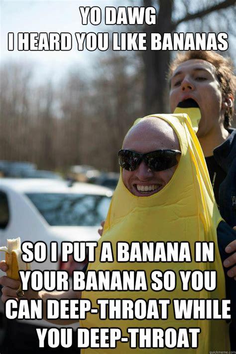 Banana Meme - monkey with banana memes