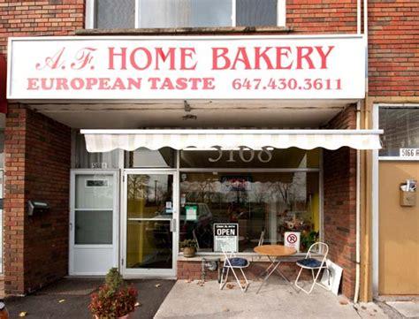 af home bakery blogto toronto