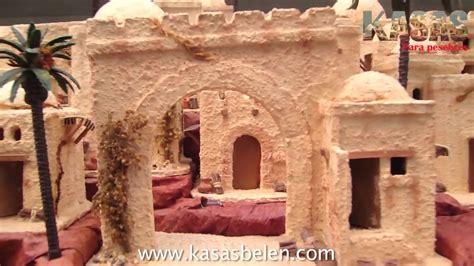 imagenes de casas judias casas para pesebres youtube