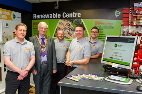 Coty Plumbing by City Plumbing Supplies Opens Renewables Centre In Wales Professional Builders Merchant