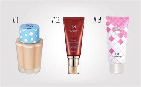 best european skin care products top 3 cheap best bb creams from korea korean makeup k