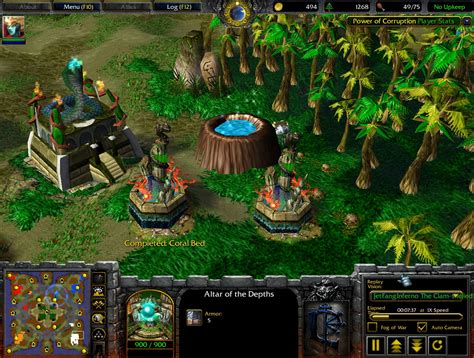 mod game warcraft 3 images power of corruption mod for warcraft iii frozen