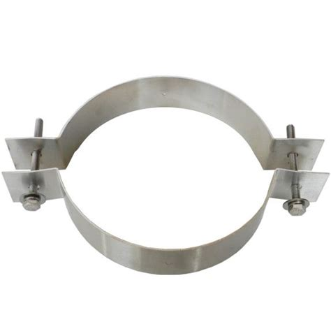 Chimney Liner Connector - stainless steel rigid chimney liner connector with