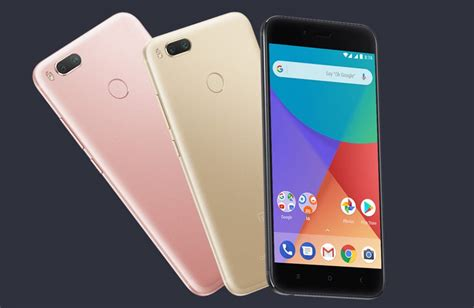 Michigan Phone Lookup Xiaomi Mi A1 Is The Android One Phone We Ll All Want