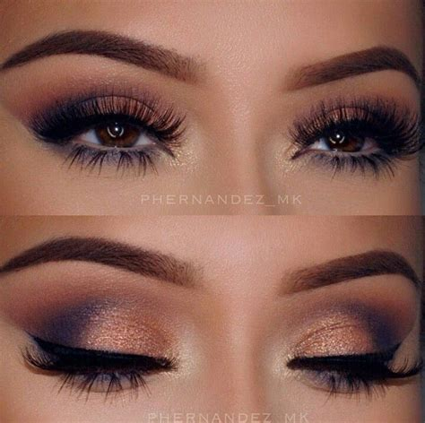 Eyeshadow For Dress prom makeup for brown and blue dress www pixshark