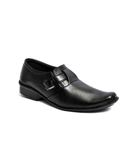 best deal store black formal shoes price in india buy