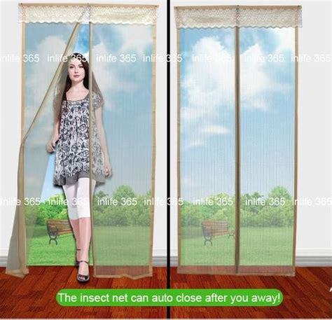 insect screen curtains for doors magnetic insect screen lixin victory magnetic curtain
