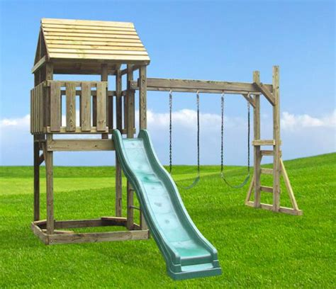 how to build a wood swing set wooden swing set the dreamtime for the home pinterest