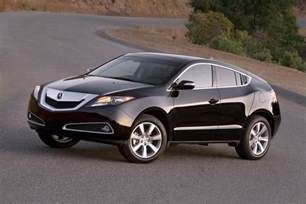 acura fan club 2010 acura zdx price