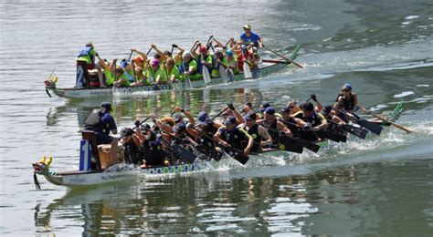 dragon boat knox city creatively paddling at tcwn s dragon boat race festival